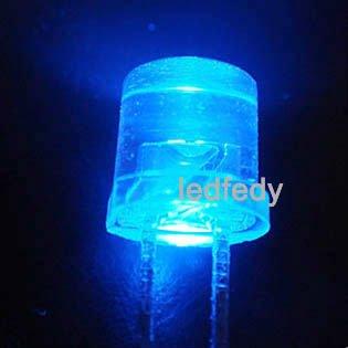 LED 5mm flat top