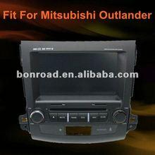 CASKA 2 din mitsubishi outlander car radio