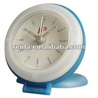 Plastic table alarm clcok