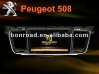 peugeot 508 car dvd bluetooth gps navigation with 3 g