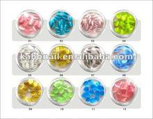 kaho art nail factory wholesale samll order nail accessories high quality imaje cij coding & marking make up