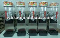single flavor slush Daiquiri Granita ice machine