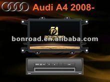 2 din bluetooth car audio dvd gps for audi A4 A5 Q5 2010
