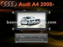 2 din bluetooth car audio dvd gps for audi A4 A5 Q5 2009