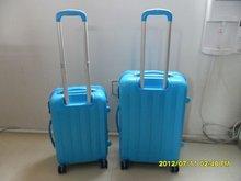 ABS+PC 3 pcs set eminent zipper rotary wheel colorful kids travel trolley latest new royal eminent mini female luggage