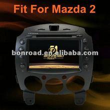 "7"" CASKA system for 2008- 2012 mazda 2 car dvd gps player"
