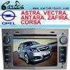 Opel Vivaro radio dvd car (2006-2010)