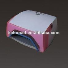 kaho art nail factory wholesale samll order uv lamp light nail art accessory flexible pen light