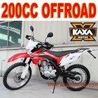 200cc Off Road Motor Bike