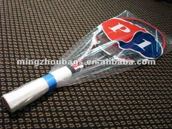 Plastic Bags Tennis Racket Protector
