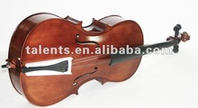 plywood cello with pattern entry model / student model