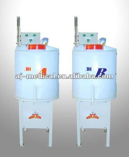 Dialisar automático de la máquina de agitación pya-70