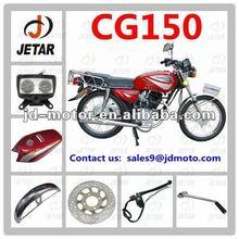 motocicleta refacciones para Chinese CG150