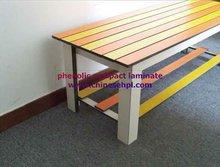 LIJIE waterproof resistance indoor decorative benches