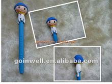 make polymer clay pens