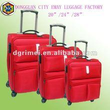 2012 Hot Sale Waterproof Nylon Carry On Luggage