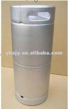 US 1/6 keg barral 20L stainless steel beer keg