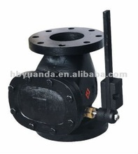 ANSI class 125 cast iron weighted swing check valve