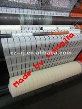virgin HDPE white plastic fencing safety orange barrier mesh