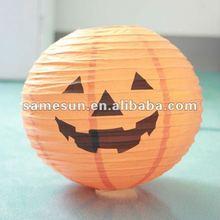 Halloween decorative paper lantern.
