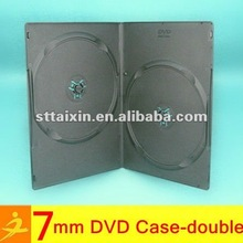 7mm double dvd cases for weeding
