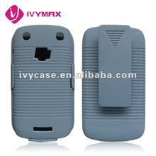 holster case for blackberry curve 9380 cover black belt clip pouch combo case