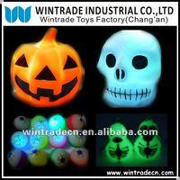 Flashing pumpkin/LED balls/Halloween gifts & toys