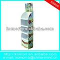 Komori garrafa de água cremalheiras de exposição