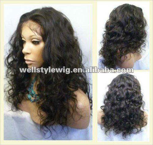 High Quality Human Hair Wigs 96