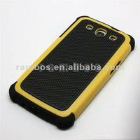 Soft Silicon Back Cover Hard Bumper Case for Samsung Galaxy S3 III i9300