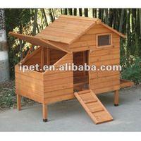Cheap Outdoor Wooden Chicken Coop without Run Large Door