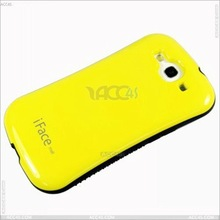 Fashionable Iface PC+silison case for SAMSUNG Galaxy S3 /i9300 P-iPHN4STPUPC008