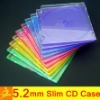 5.2mm plastic wedding cd dvd case
