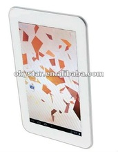 2012 Cheapest Ampe A76 7inch Capacitive Touch Screen Android 4.0 MID Tablet PC