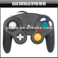 Black Controller Joypad for Wii, YAG105A