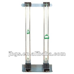 Double Wall Pulley/portable exercise equipment