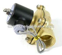 EPDM Solenoid Valve Water Air Oil Gas