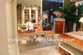 De lujo e123-66 americana de madera maciza clásica sala de estudio de diseño de muebles