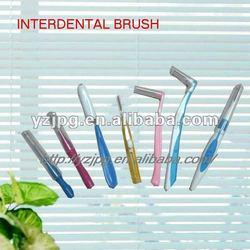 INTERDENTAL BRUSH; DENTURE CLEANING MATE