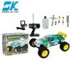 radio control toys Imports engine EP car 4WD 1:8 Big wheel fuel cars SUV RC Model Car 0612