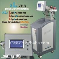 3LVBS Vacuum suck breast enhancement beauty salon machine (CE, ISO13485 Since 1994)