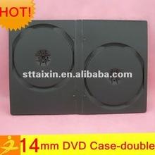 14mm plastic cd dvd packing