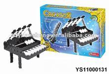 2012 TOP Sale Creative Piano Building Block Toys