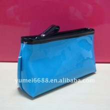 2012 latest designer high quality pvc leather cosmetic bag