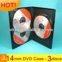 14mm PP large cd dvd storage