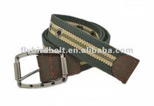 2012 fashion jeans web canvas belt