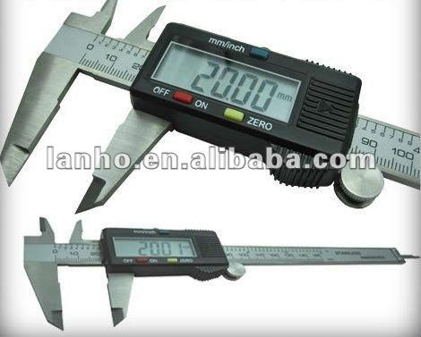 """6"""" 150 millimetri digitale calibro micrometro calibro"""
