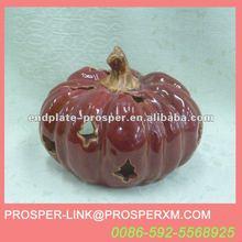 ceramic pumpkins wholesale decorations