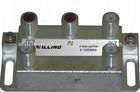 4 way 5-1000MHz indoor splitter Vertical case, vertical keyboard case