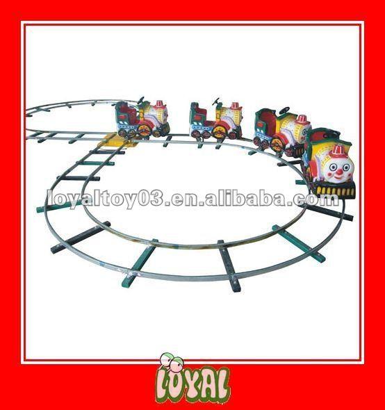 A China produziu de alta qualidade mini harpa com boa qualidade e de desenhos animados de locomotivas